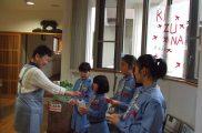 私たち福島の団に全国の皆さまからご支援をいただき、今年は熊本地震の募金活動もおこないました。