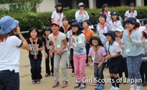 少女たちの写真